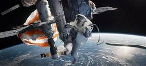 Gravity becomes a reality: Watch the terrifying moment an ...