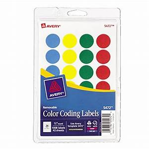 Colored stickers online shopping office depot for Does office depot print stickers