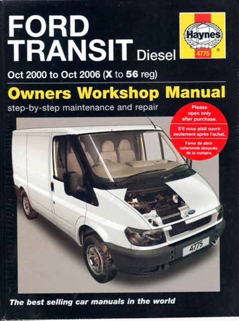haynes workshop manuals ford ka