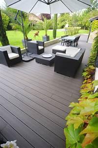 Terrasse En Bois Composite Prix : lame bois ~ Edinachiropracticcenter.com Idées de Décoration