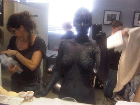 Jennifer Lawrence Actris Juegos Del Hambre Desnuda