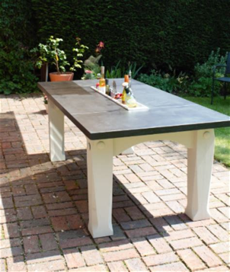 slate top patio table patio dining tables furniture the