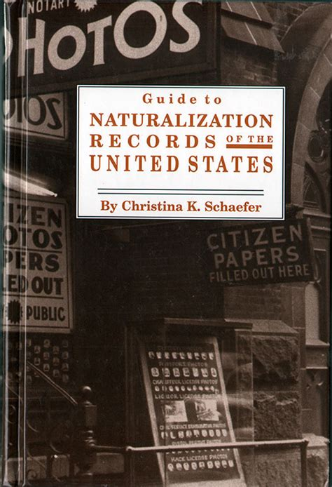 guide  naturalization records   united states gg