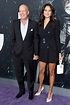 Bruce Willis and Emma Heming Show PDA at Glass Premiere ...