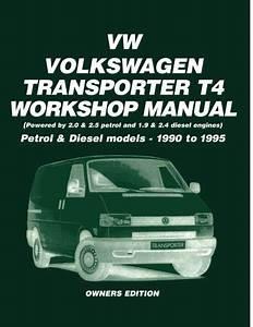 Vw Transporter T4  Petrol And Diesel