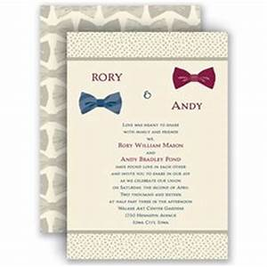 gay same sex wedding invitations invitations by dawn With free printable gay wedding invitations