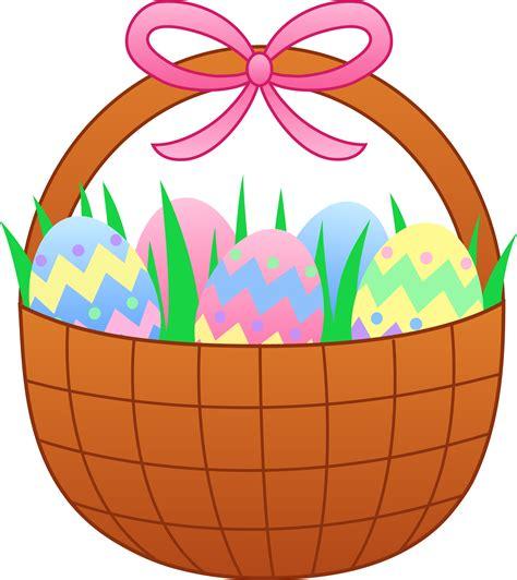 Easter Eggs Clip Easter Egg Basket Clipart 101 Clip