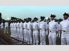 Juramento de Bandera y Entrega de Armas ENAP 150411