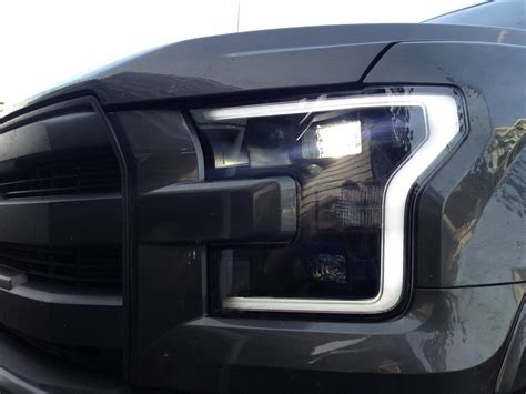 2015 f 150 halogen to oem led headlight conversion from