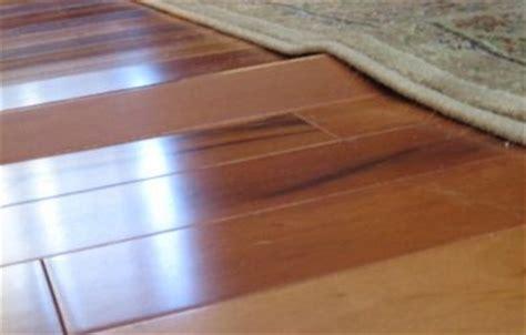 buckled wood floor   fix  problem esb flooring