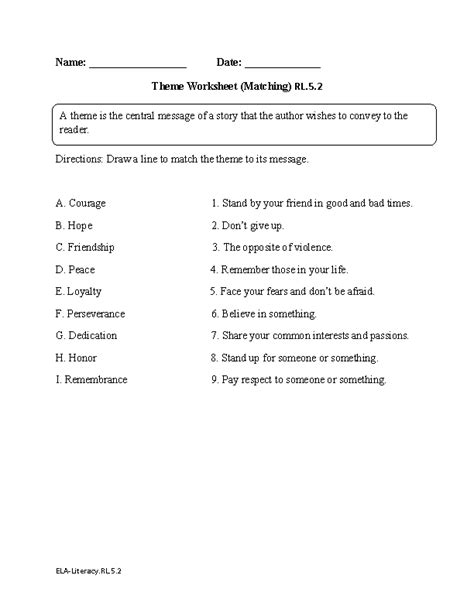 english worksheets  grade common core worksheets