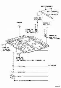 Toyota Rav4 Block Assembly  Fuse  Battery  Electrical
