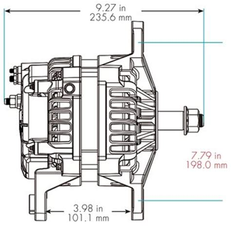 alternators  model family delco remy