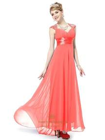 coral bridesmaid dresses coral prom dresses with cap sleeves coral of the dresses fancy bridesmaid dresses