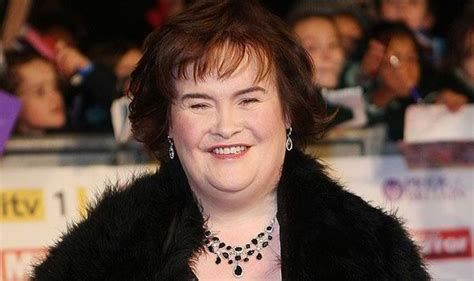 Susan Boyle Admits That She's Ready To Start Dating
