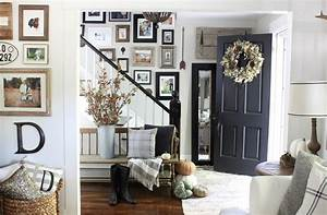 Welcoming, Fall, Entryway
