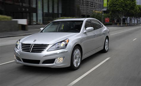 2012 Hyundai Equus Signature Review