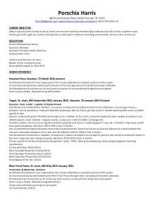 resume objective exles for accounting manager resume resume target