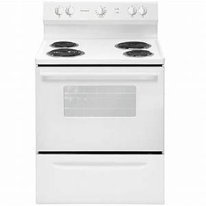 Frigidaire 30 in 4 2 cu ft Electric Range in White
