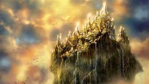 Mount Olympus wallpaper