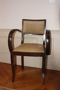 Tissu Chaise Longue : fauteuil bridge gilles auriol tapissier ~ Teatrodelosmanantiales.com Idées de Décoration