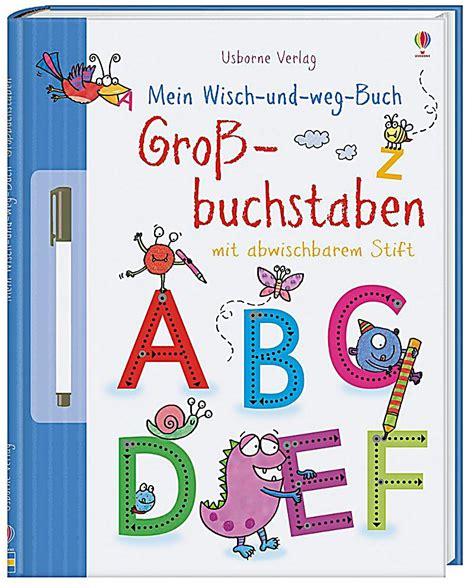 Mein WischundwegBuch, Großbuchstaben Buch Weltbildde