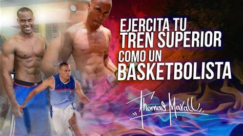 Hombros de basketbolista. Transforma tu cuerpo como un ...
