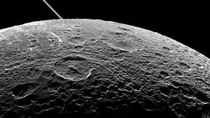 Cassini to Make Last Close Flyby of Saturn Moon Dione | NASA