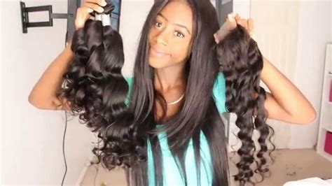Ms Here Virgin Hair Store 6a Peruvian Loose Wave 20,22,24