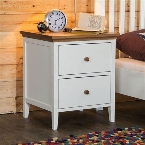 plexiglas günstig bestellen table de nuit celeste blanc vernis couleur miel