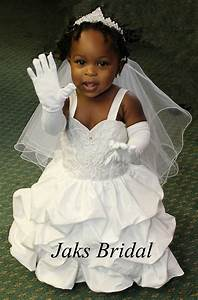 infant toddler wedding dresses with trains With toddler wedding dress