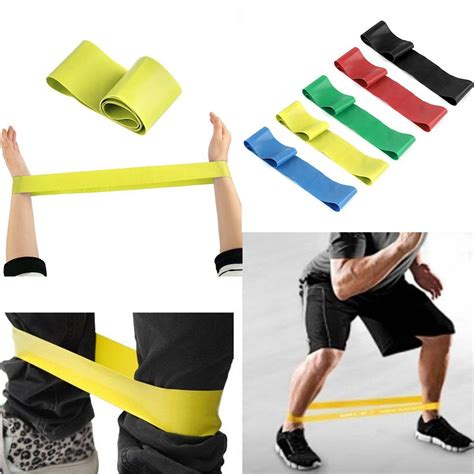 best fitness bands resistance band workout exercise elastic band fitness