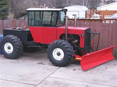 homemade 4x4 truck homemade 4x4 tractor and blade