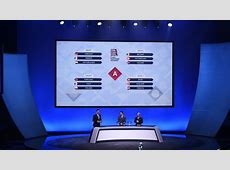 UEFA Nations League 201819 League Phase draw UEFA