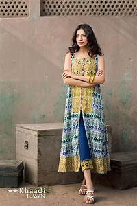 What's in Store?: Khaadi's 2 piece Lawn Collection'17 ...