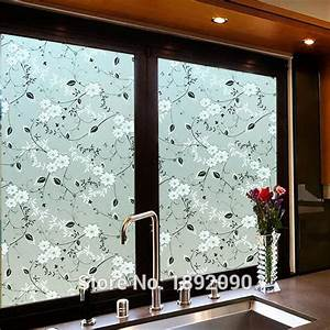 60200cmlot Decorative Window Film Privacy Frosted Film