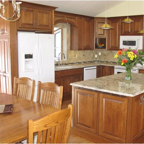 light wood cabinets kitchen 19 best images about kitchen white appliances on 7014