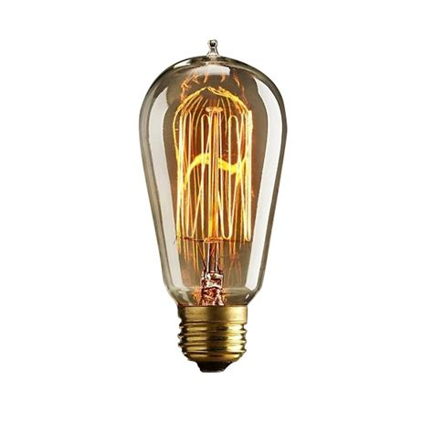 Cage Ls Old Fashioned Style Edison Squirrel Cage