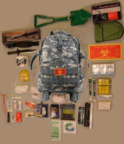 survival zombie kit apocalypse gear kits emergency alien diy preparedness tools invasion wilderness bug generation 4th camping disaster management phi