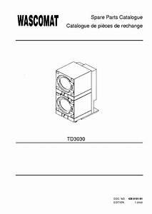 Electrolux Wascomat Td3030 Dryer Service Manual Download