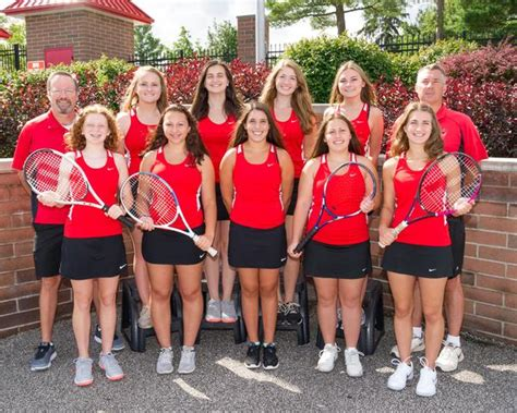 chardon high school girls varsity tennis fall schedule