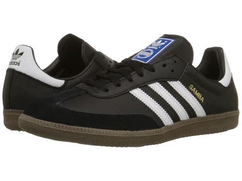 Adidas Originals Samba® Leather At Zappos.com