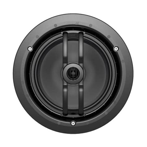 Home » shop » in ceiling » niles cm7fx in ceiling… magnetically attached microthin™ round speaker grilles ensure a clean, unobtrusive designer appearance that blends with the room's. Niles Audio CM7BG In Ceiling Speaker