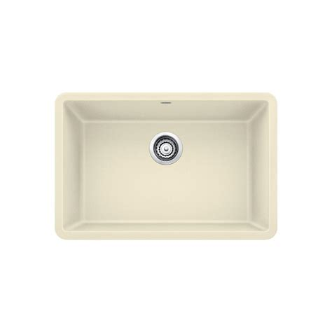 sinks kitchen blanco blanco precis undermount granite composite 27 in single 2285