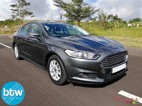 ford fusion ecoboost trend  sale  rs