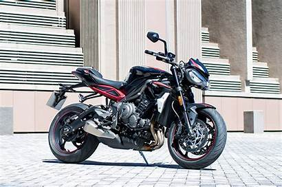 Triumph Triple Street India Rs