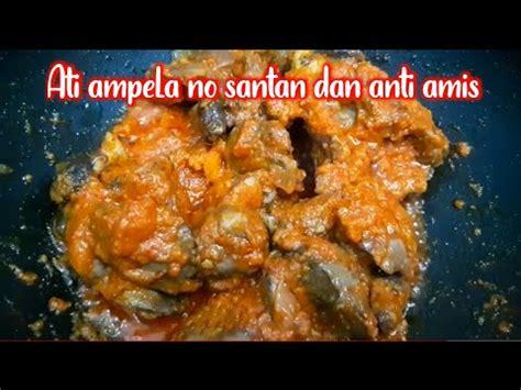 6 resep masakan ati ayam spesial nan nikmat. Resep Tongseng Ati Ampela Ayam - Masak Sedap Umi