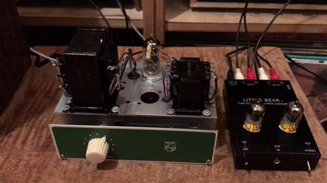 Little Bear T7 Turntable Pre-amplifier