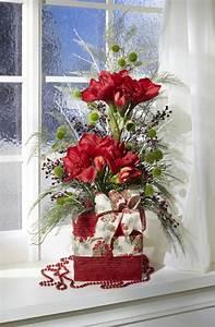 Weihnachtsgestecke Selber Machen : adventsgestecke weihnachten ideen basteln fenster pinteres ~ Whattoseeinmadrid.com Haus und Dekorationen