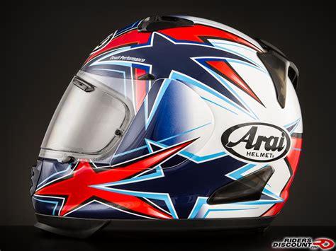 Arai Defiant Helmets (graphics Include Josh Hayes Jolly
